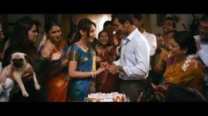 A still from the movie Kalyana Samayal Sadham